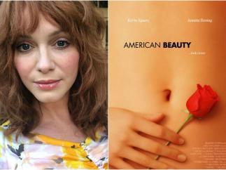 'American Beauty': la mano del póster es de Christina Hendricks y otras curiosidades