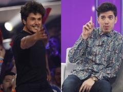 Miki Núñez y Roi Méndez