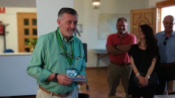 José Enrique Lara Peláez candidato de Vox a la Alcaldía de Málaga