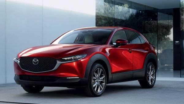 Así es el nuevo todocamino CX-30 de Mazda