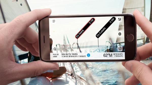 Realidad aumentada al navegar