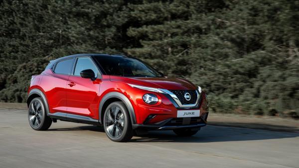 Nuevo Nissan Juke: más tecnológico y espacioso desde 20.000 euros