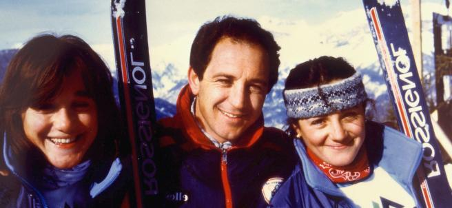 Familia Fernández Ochoa