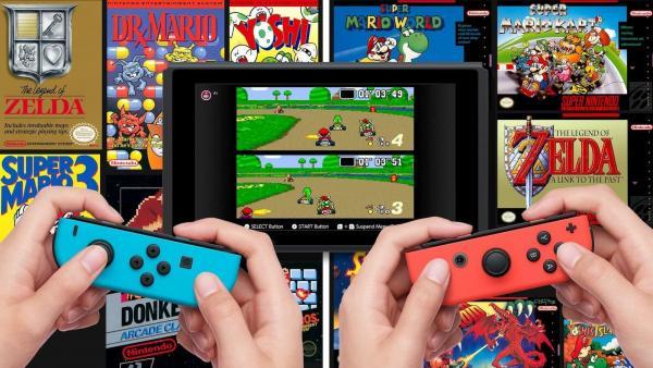 Super Nintendo en Nintendo Switch Online