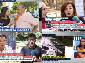 Desaparición de Blanca Fernández-Ochoa