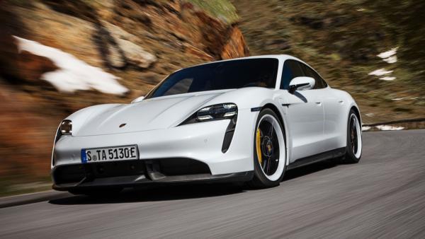 761 caballos y 450 kilómetros de autonomía, así es el eléctrico Porsche Taycan.