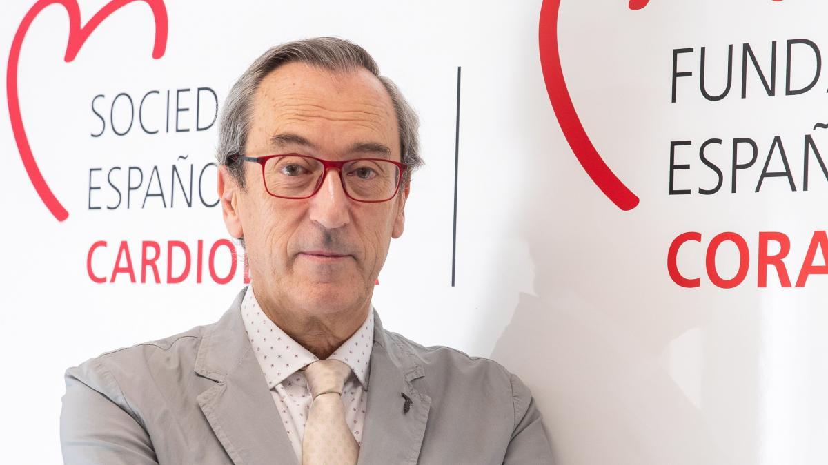 Anguita, presidente de la Sociedad Española de Cardiología: