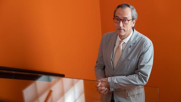 Manuel Anguita, presidente de la SEC