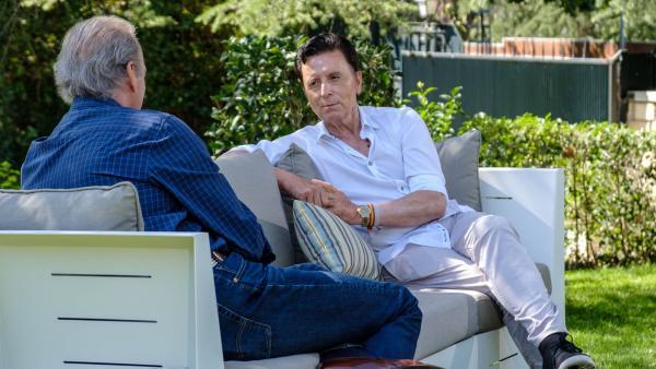 José Ortega Cano en el programa `'Mi casa es la tuya'