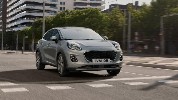 Puma Titanium X: potencia y tecnología en el nuevo coche de Ford.