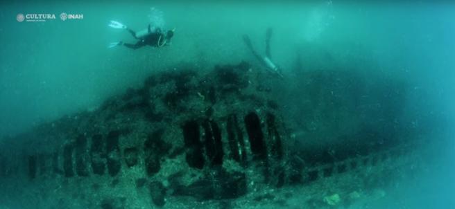 Submarino norteamericano méxico