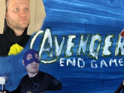 'Vengadores. Endgame' Low cost