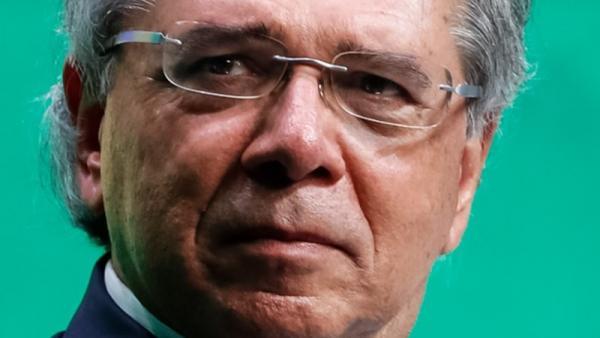 Paulo Guedes, ministro de economía brasileño