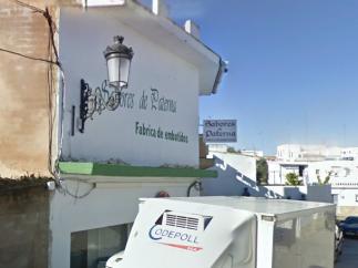 Sede de la empresa Sabores de Paterna