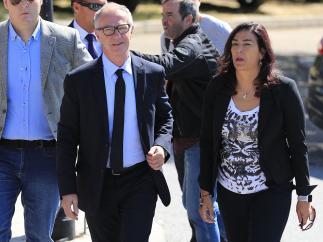 José Guirao y María José Rienda