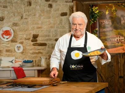 Luis Mokoroa en Canal Cocina