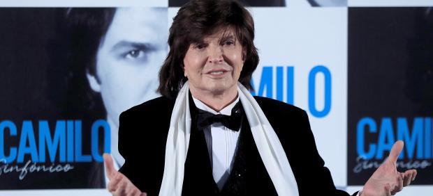 Camilo Sesto, en noviembre de 2018