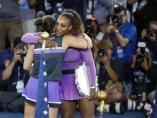 Bianca Andreescu y Serena Williams