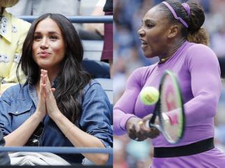 Meghan y Serena