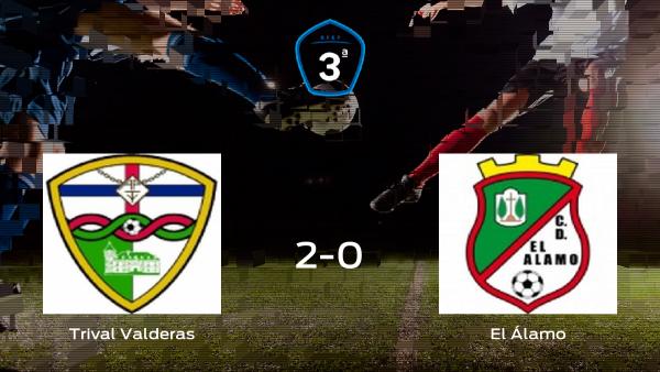 Los tres puntos se quedan en casa: Trival Valderas 2-0 El Álamo