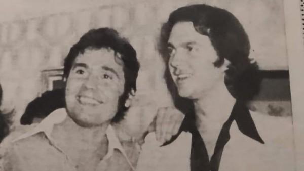 Raphael y Camilo Sesto