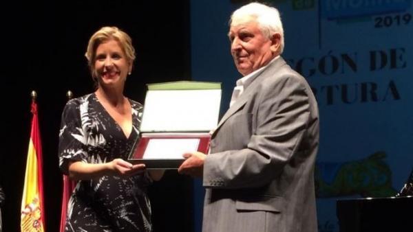 Esther Clavero y Pedro Gomariz