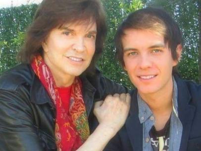 Camilo Sesto e hijo
