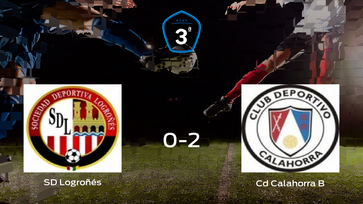 Logroñés - CD Calahorra B: Resultado, resumen y goles.