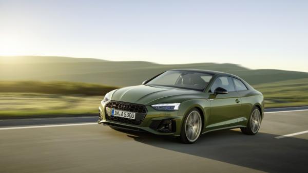 Más deportivo y con motores microhíbridos: así es el nuevo Audi A5 que llegará en 2020