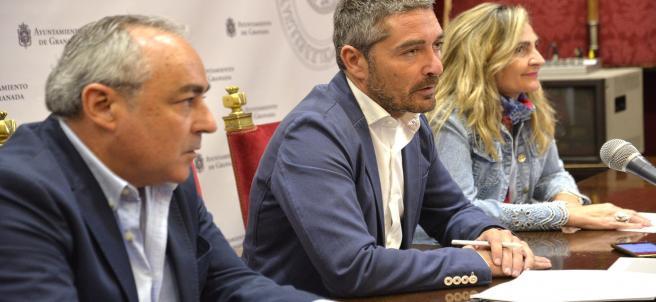 Presentación de los premios 'Prestigio Turístico' de Granada