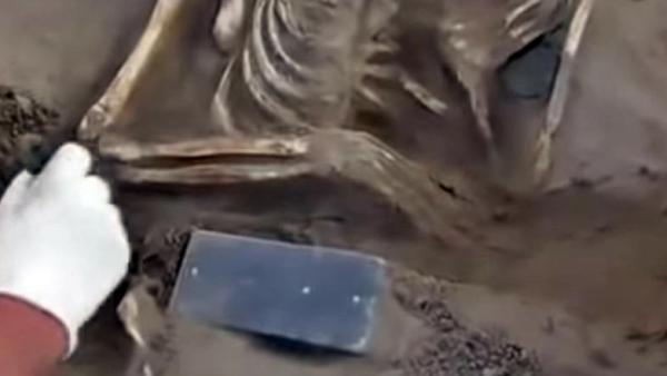 IPhone de más de 2.100 años de antigüedad