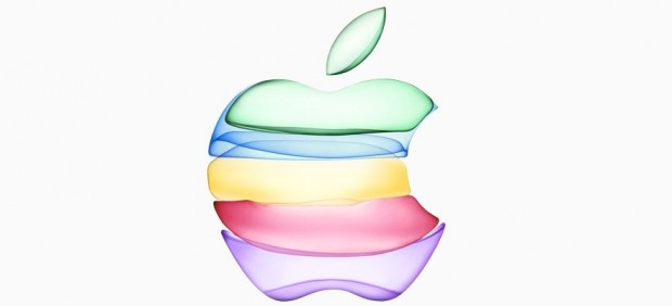 Logo del Apple Keynote de septiembre de 2019