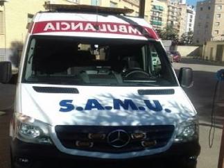 Imatge d'una SAMU