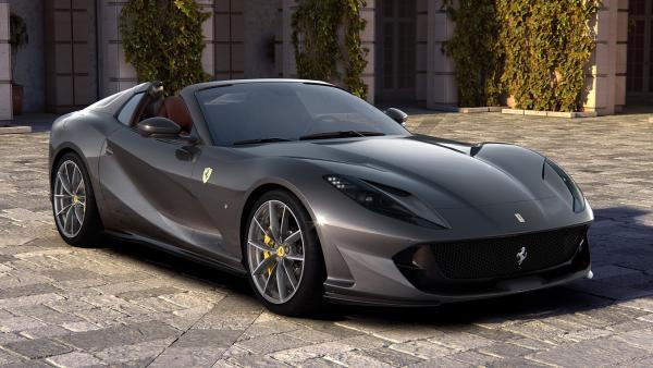 De 0 a 100 km/h en menos de 3 segundos, así es el nuevo descapotable de Ferrari con 800 caballos de potencia.