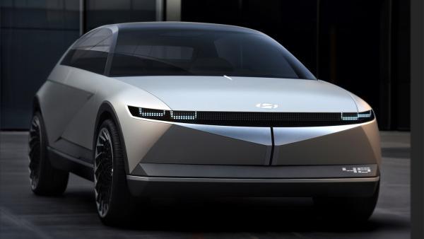 Resultado de imagen para Hyundai 45 EV Concept