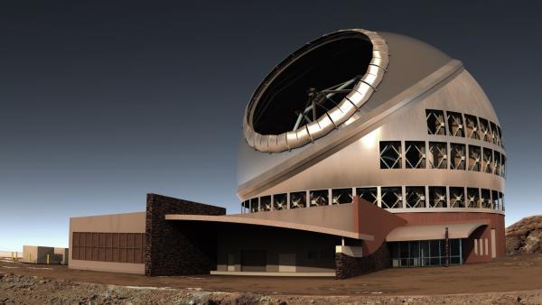 Diseño del Telescopio Treinta Metros (TMT)