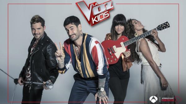 'La Voz Kids'