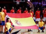 España, en el Mundial de Baloncesto