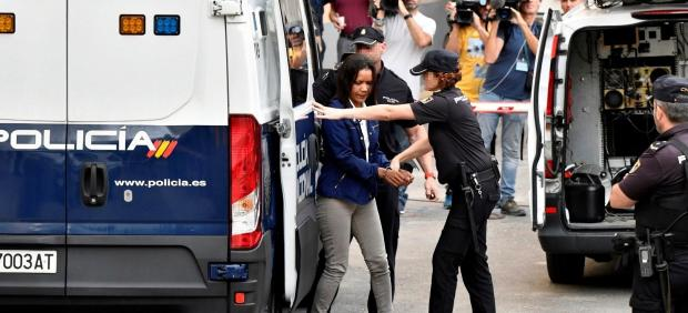 Ana Julia Quezada acude al juzgado