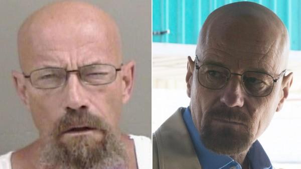 El prófugo y el personaje de 'Breaking Bad'