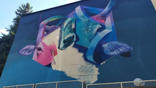 Las fiestas de San Mateo de Cuenca tendrán por primera vez un grafiti como cartel anunciador.