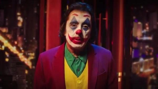 Andreu Buenafuente, de Joker