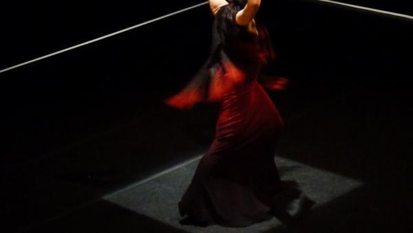 La bailaora sevillana María Pagés en una imagen de archivo