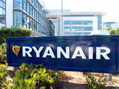 Imagen de recurso de la sede de Ryanair.