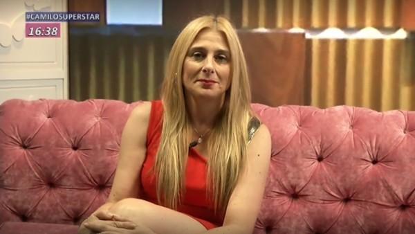Nuria Yáñez, Fresita, en 'Cazamariposas'