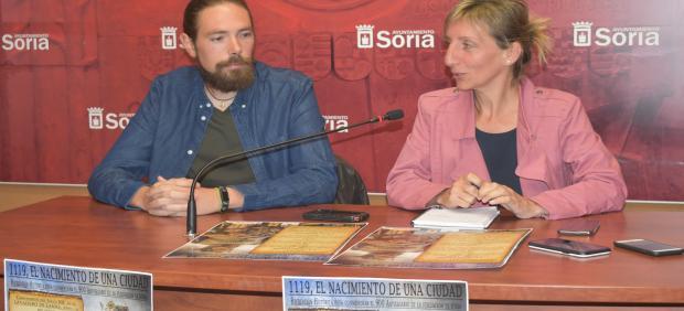 Rodrigo Hernández y Yolanda Santos.