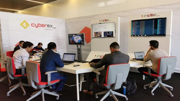 Presentación de los International CyberEx, organizados por el Incibe.