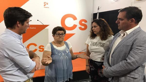 Huelva.- Cs trasladará al Pleno del Ayuntamiento las demandas de los vecinos de Pescadería