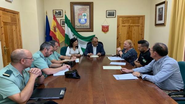 Adhesión del Ayuntamiento de Deifontes al sistema VioGén
