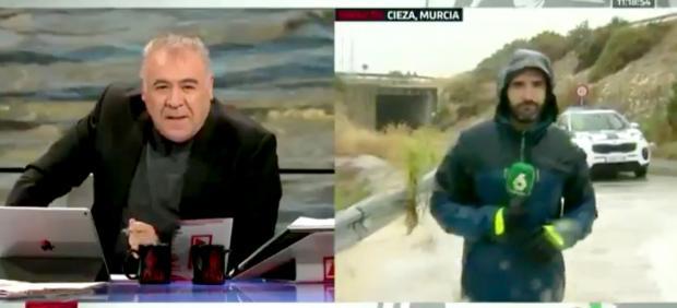 Reportero de Al Rojo Vivo